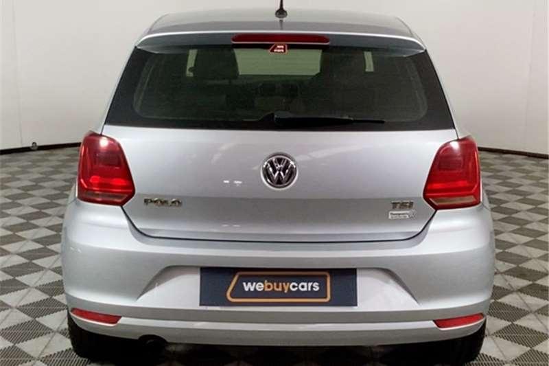 2015 VW Polo Polo 1.2TSI Highline