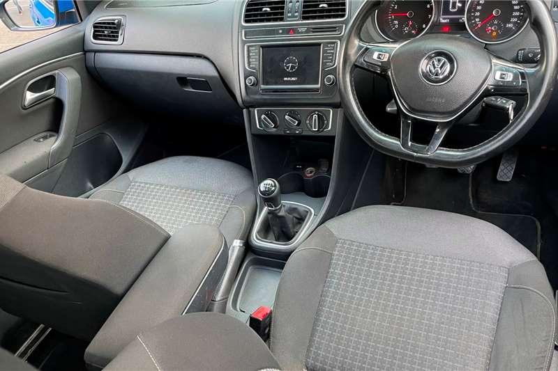 Used 2015 VW Polo 1.2TSI Highline