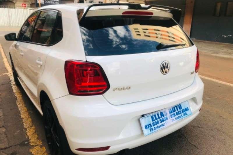 VW Polo 1.2TSI Highline 2016