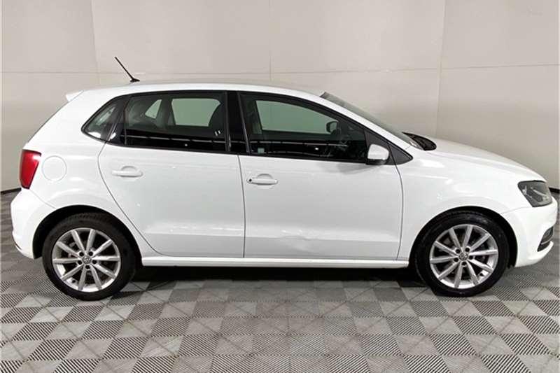2016 VW Polo Polo 1.2TSI Highline