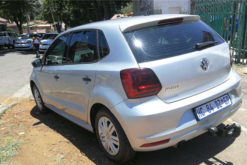 VW Polo 1.2TSI Highline 2017