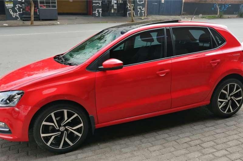 Used 2017 VW Polo 1.2TSI Highline