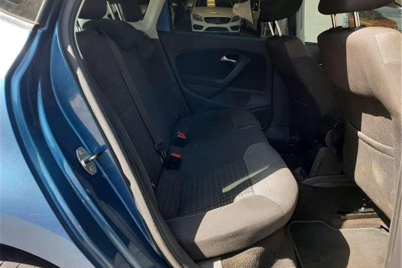 2017 VW Polo Polo 1.2TSI Highline
