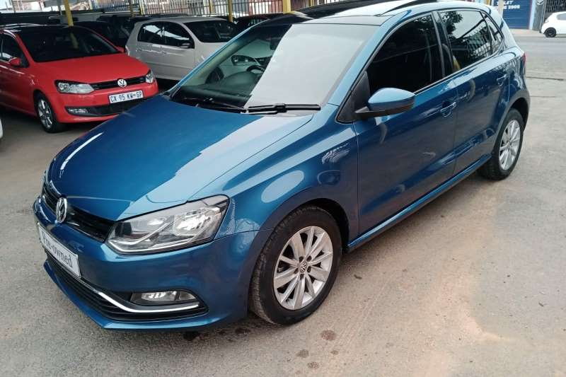 Used 2017 VW Polo 1.2TSI Highline