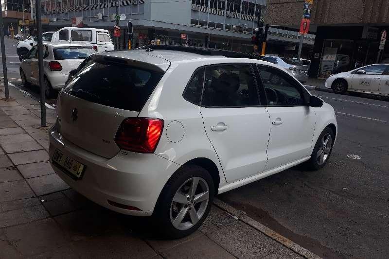 VW Polo 1.2TSI Highline 2018