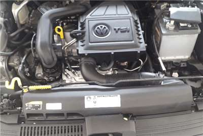 VW Polo 1.2TSI Highline 2018