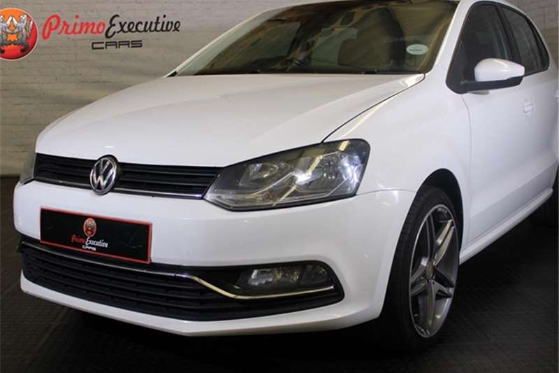 VW Polo 1.2TSI Highline auto 2015