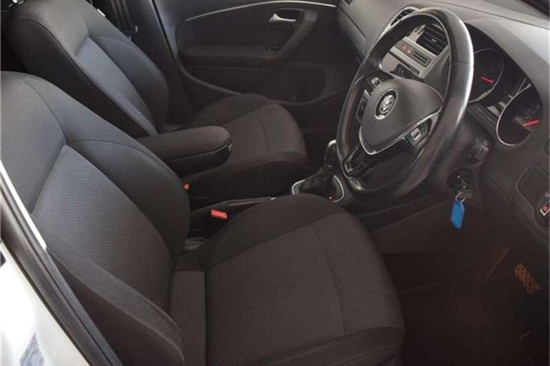VW Polo 1.2TSI Highline auto 2015