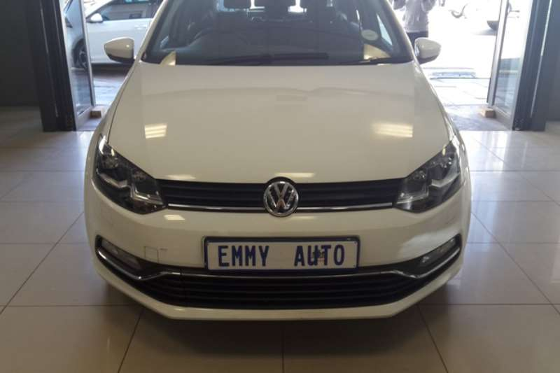VW Polo 1.2TSI Highline auto 2016