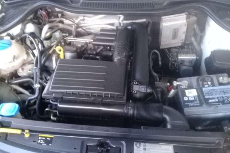 VW Polo 1.2TSI Highline auto 2016