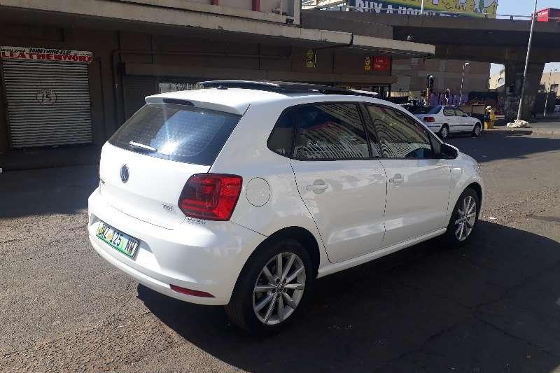 vw polo 1 2tsi highline auto for sale in gauteng