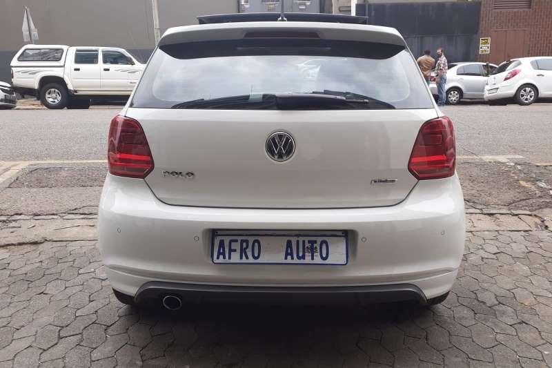Used 2017 VW Polo 1.2TSI Highline auto