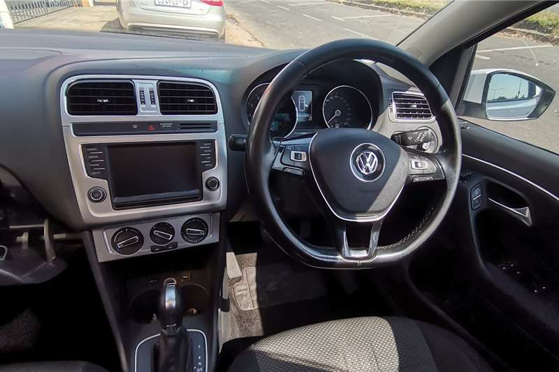 2017 VW Polo Polo 1.2TSI Highline auto