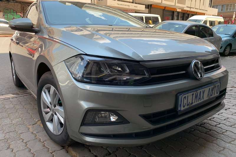 VW Polo 1.2TSI Highline auto 2018