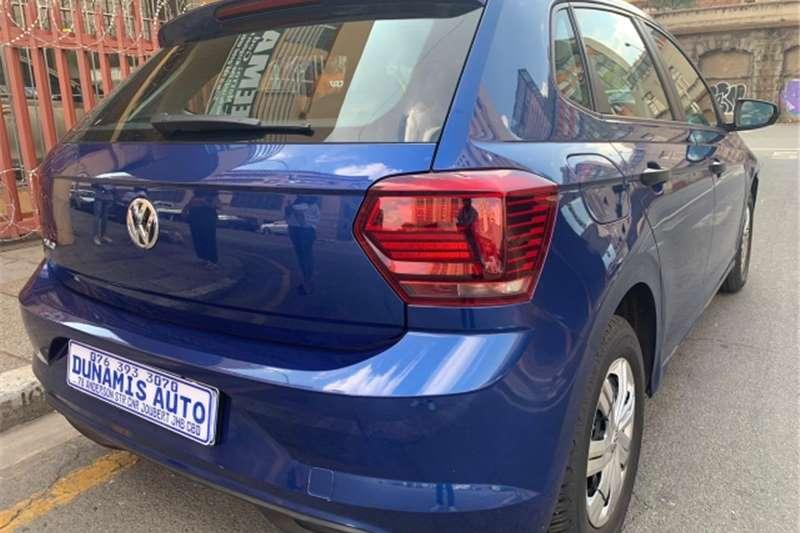 VW Polo 1.2TSI Highline auto 2019