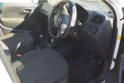 VW Polo 1.2TSI Trendline 2014