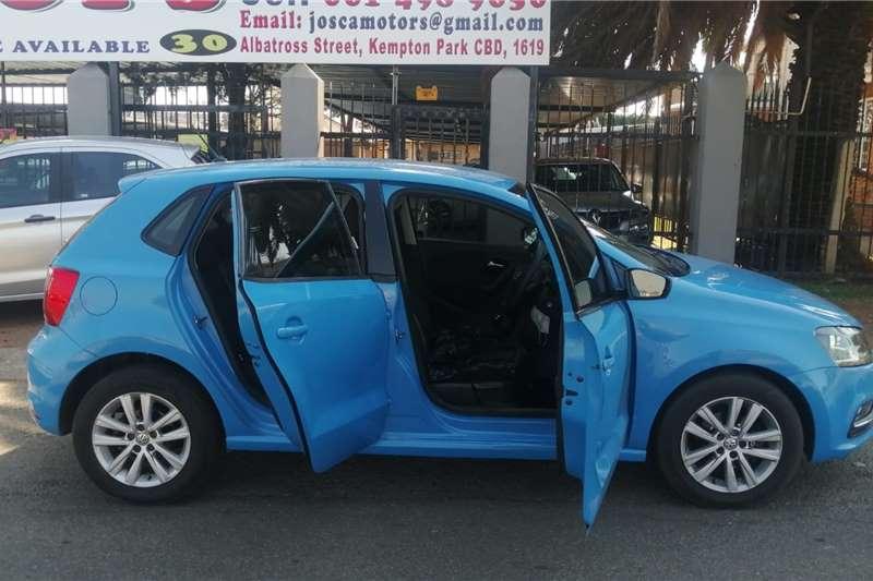 Used 2014 VW Polo 1.2TSI Trendline