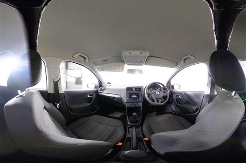 2014 VW Polo Polo 1.2TSI Trendline