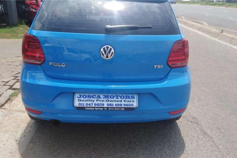VW Polo 1.2TSI Trendline 2015