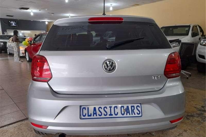 Used 2015 VW Polo 1.2TSI Trendline