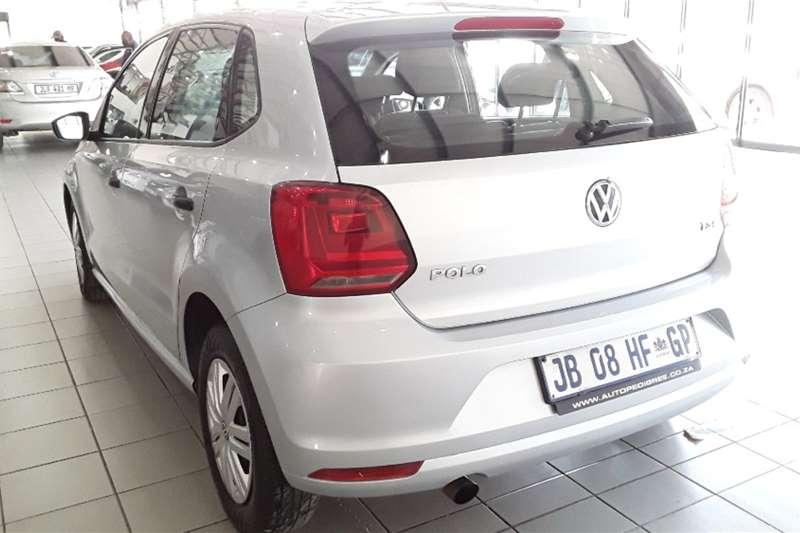 2015 VW Polo Polo 1.2TSI Trendline