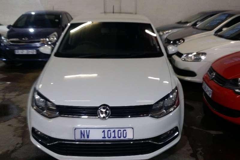 Used 2016 VW Polo 1.2TSI Trendline