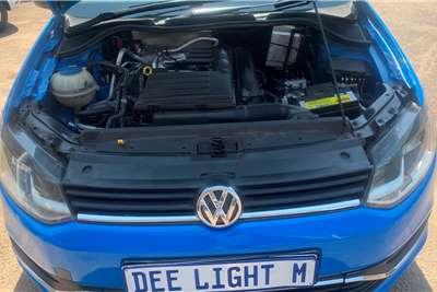 VW Polo 1.2TSI Trendline 2016