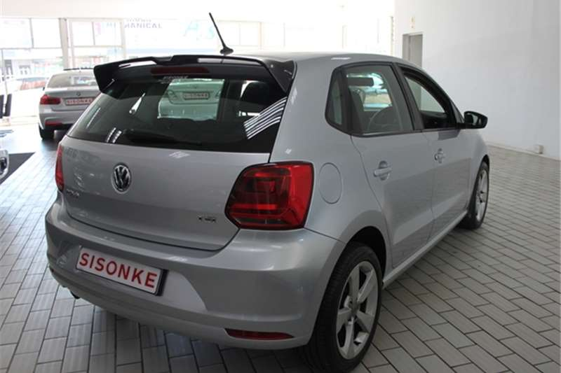 Used 2016 VW Polo 1.2TSI Trendline