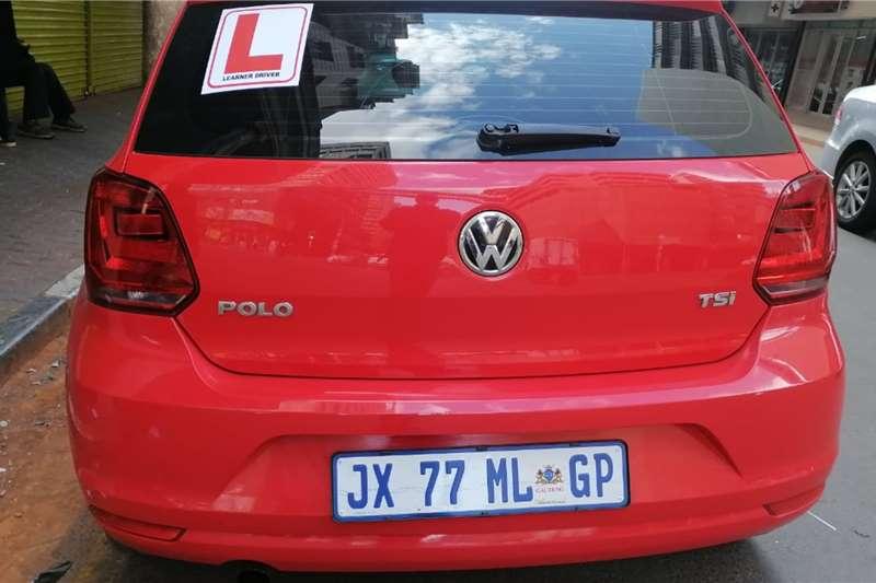 2016 VW Polo Polo 1.2TSI Trendline