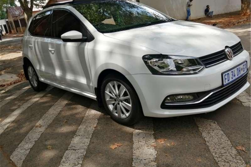 VW Polo 1.2TSI Trendline 2017