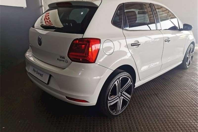 2017 VW Polo Polo 1.2TSI Trendline