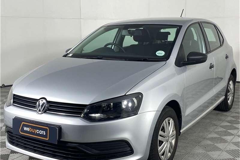 Used 2017 VW Polo 1.2TSI Trendline