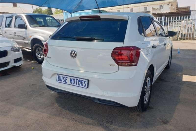 VW Polo 1.2TSI Trendline 2018
