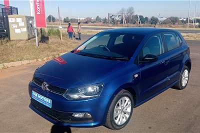 Used 2018 VW Polo 1.2TSI Trendline