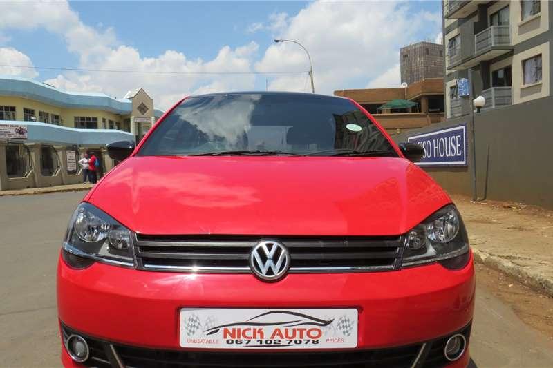VW Polo 1.4 2017