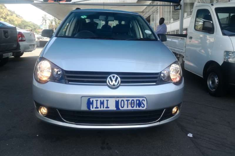 VW Polo 1.4 Blueline 2013