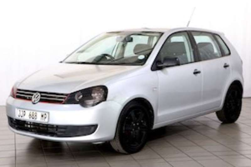 VW Polo 1.4 BLUELINE 2014