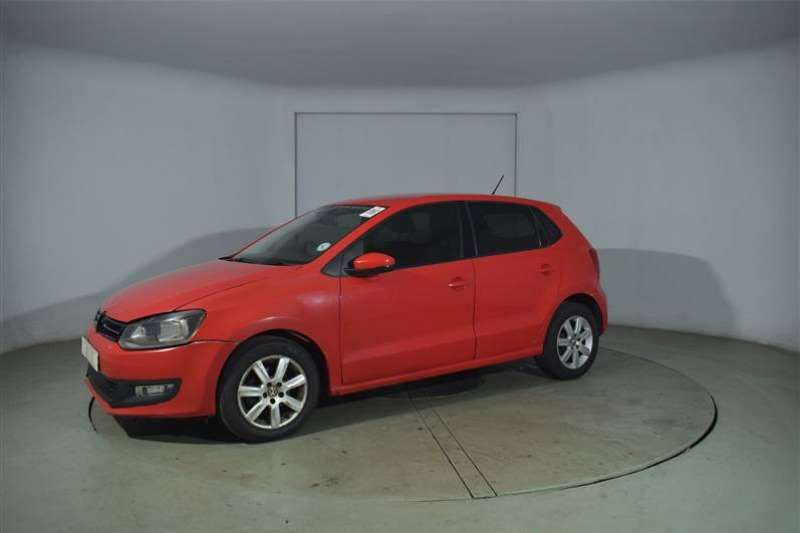 VW Polo 1.4 COMFORDLINE 2011