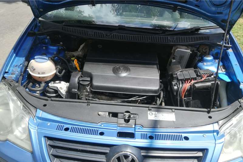 VW Polo 1.4 Comfortline 2007