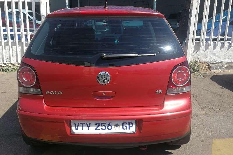 2008 VW Polo Polo 1.4 Comfortline