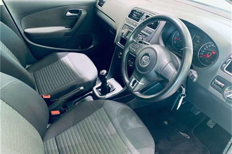 2011 VW Polo Polo 1.4 Comfortline