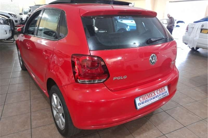 Used 2013 VW Polo 1.4 Comfortline