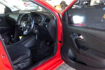 2013 VW Polo Polo 1.4 Comfortline