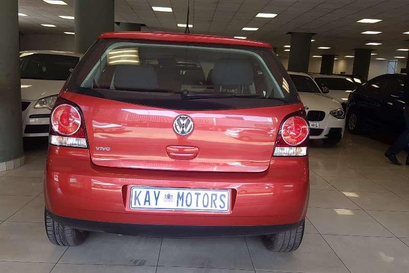 VW Polo 1.4 Comfortline 2016