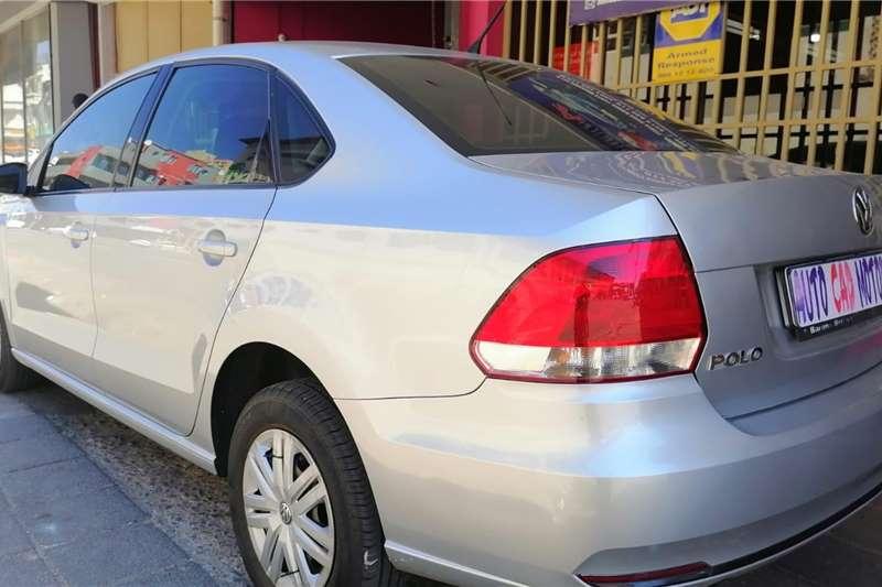 Used 2016 VW Polo 1.4 Comfortline
