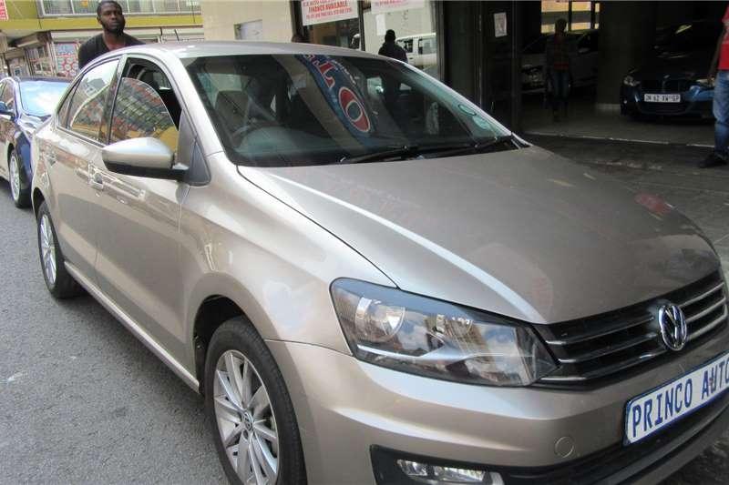 2017 VW Polo Polo 1.4 Comfortline