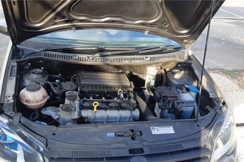 VW Polo 1.4 Comfortline 2017
