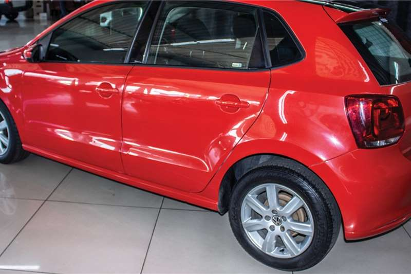VW Polo 1.4 Comfortline 5-door 2014