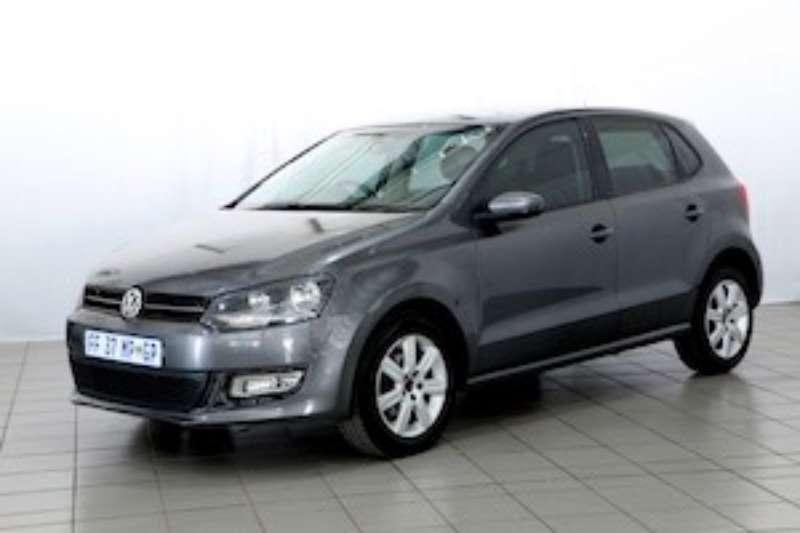 VW Polo 1.4 COMFORTLINE 5DR 2012