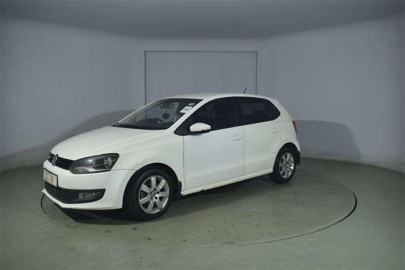 VW Polo 1.4 COMFORTLINE 5DR 2013